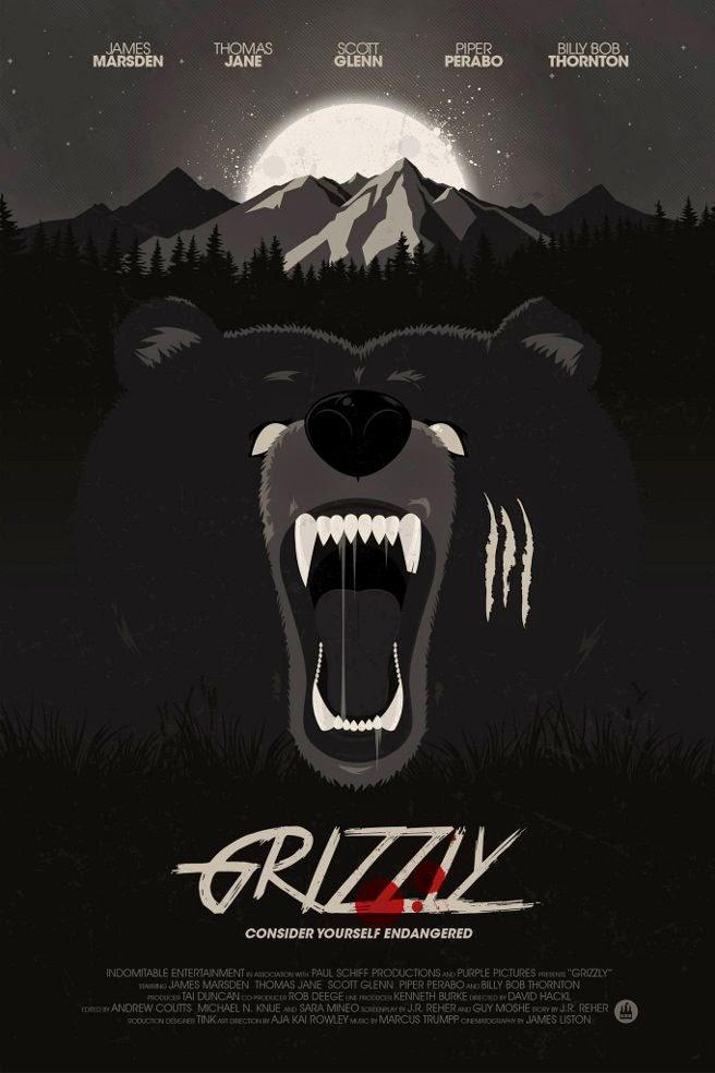 Quái Thú - Grizzly (2014)