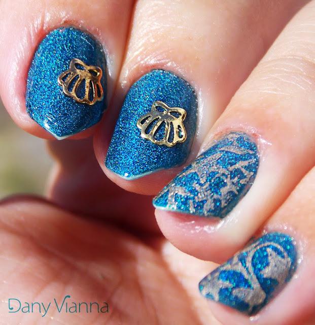 Nail art com o Cicuta - Penélope Luz