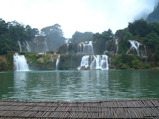 Ban Gioc: a quarta maior cataratas do mundo