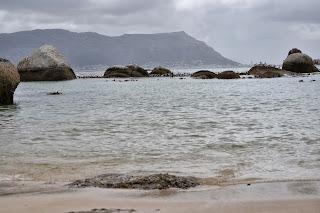 Grumpy sea