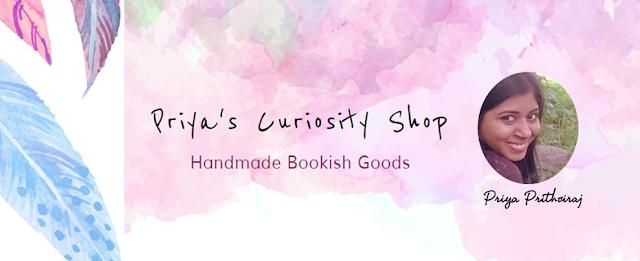 Priya's Curiosity Shop by Priya Prithviraj