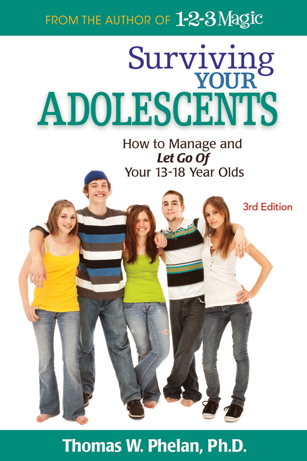 """an analysis of the book adolescence the survival guide for parents and teenagers Adolescence essays & research papers book analysis research paper """"speak"""" by laurie halse anderson teenage a guide for parents teenagers and."""