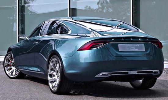 Burlappcar: Volvo's future models