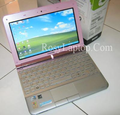 Toshiba NB205 Pink
