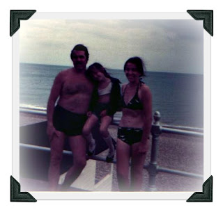family, holiday, seaside