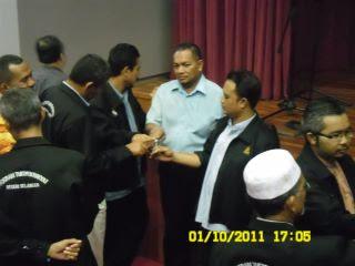 PTRS ~ PEMERKASAAN KPMI/GURU DEWAN PERPUSTAKAAN NEGERI SEKSY 13 SHAH ALAM~ SABTU~ 1 OKT 2011