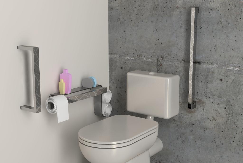 Diseno Baño Discapacitados:Equipamiento de baño para discapacitados