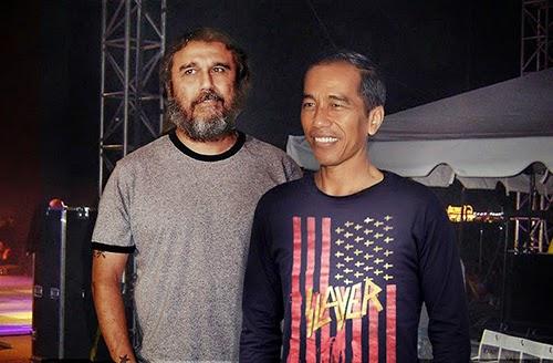15 Foto Jokowi Sentuhan Dewa Photoshop 9