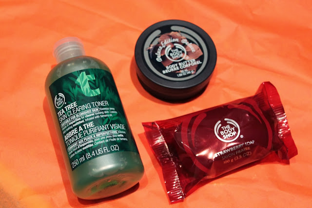 Body Shop Mini Haul