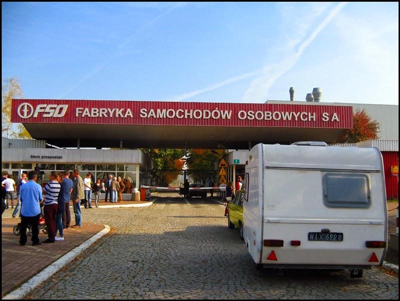 Pobliska Ulica Zakończenie Sezonu Pod Fso Tłokowisko 2014
