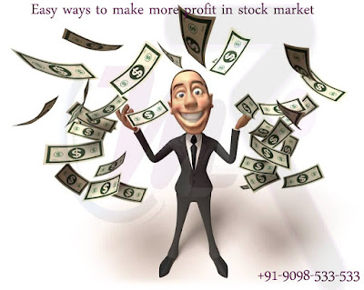 Easy ways to make more profit in stock market