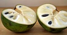 serimoia fruct, cherymoya pret
