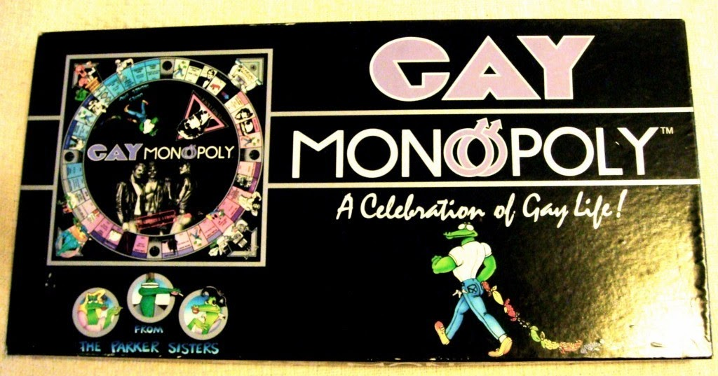 monopoli gay singles Monopoly is a board game where players roll two six-sided dice to move around the game board, buying and trading properties, and developing them with houses and hotels players collect rent from their opponents, with the goal being to drive them into bankruptcymoney can also be gained or lost through chance and community chest cards, and tax squares players can end up in jail, which they.