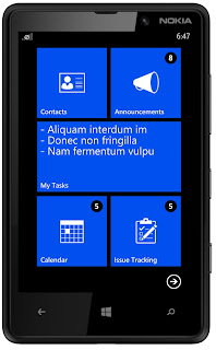 SharePoint Windows Phone Apps