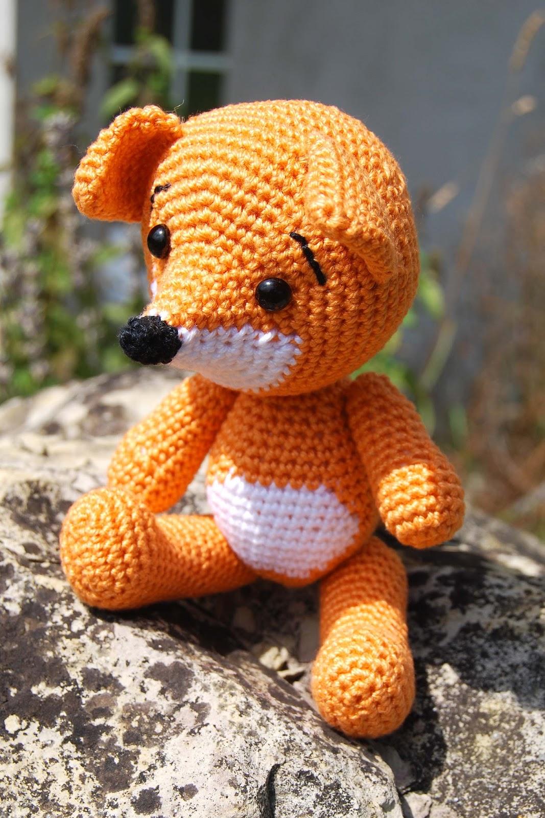 Taburettli: Lisa the fox