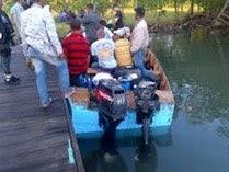 Cubanos detenidos en República Dominicana
