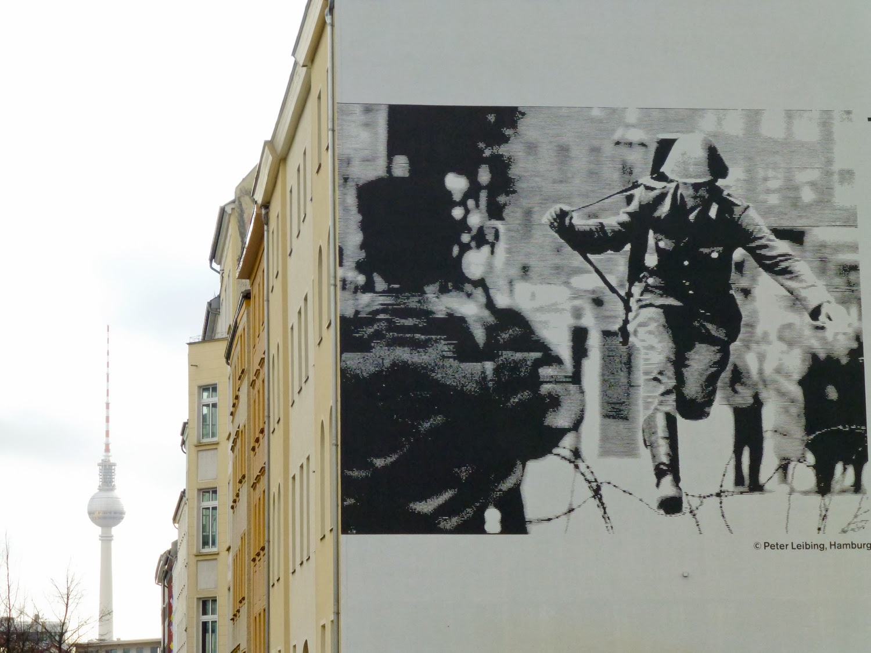 Bernauer Strasse, Berlin
