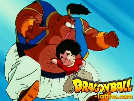 Dragon Ball Z capitulo 215