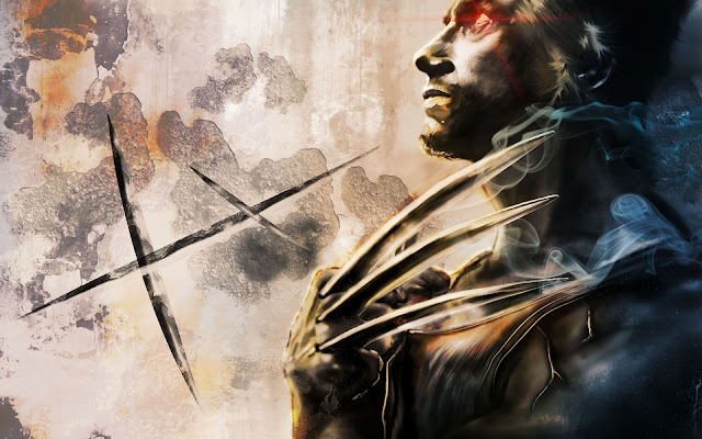 FONDOS DE ESCRITORIO DE ANIME X-Men-Wolverine_Anime-HD-Wallpapers