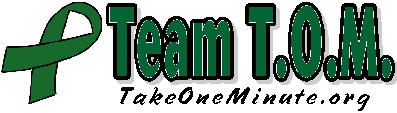Team T.O.M. - Take One Minute