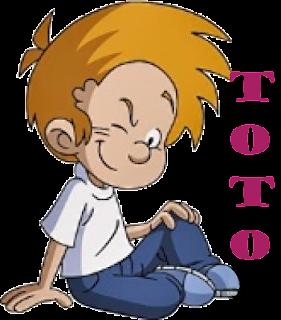 Les blagues de Toto en classe