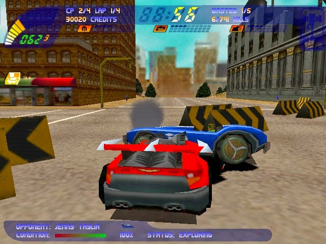 Carmageddon 2 Carpocalypse Now Free Download for PC
