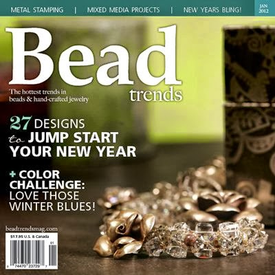 Bead Trends January 2012 Issue