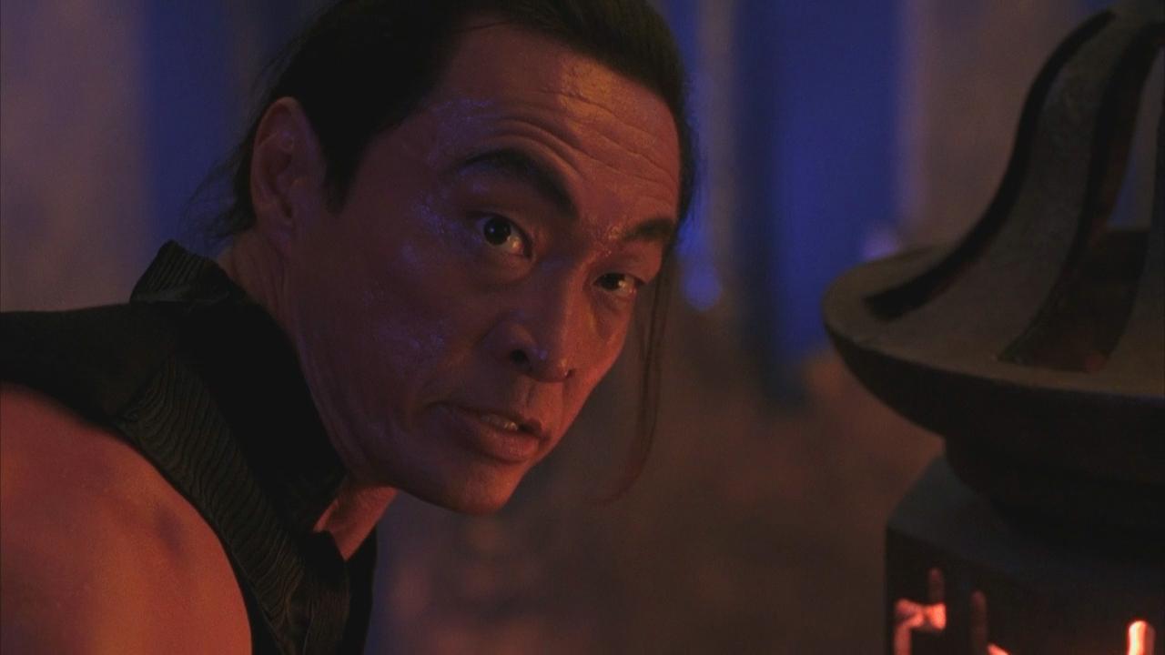 Shang Tsung Mortal Kombat 1 Movie