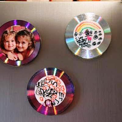 cd art project for kids