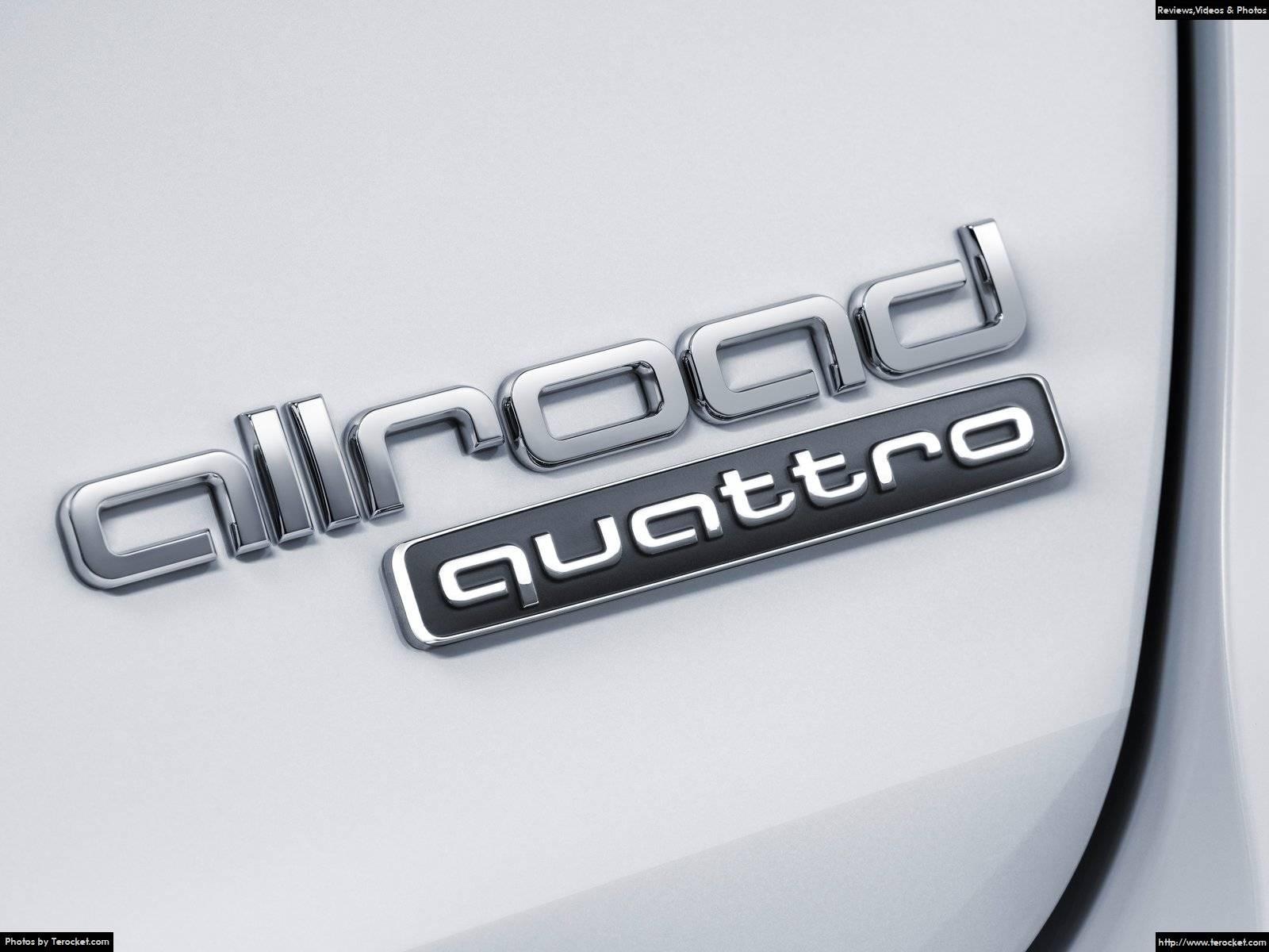 Hình ảnh xe ô tô Audi A4 allroad quattro 2017 & nội ngoại thất