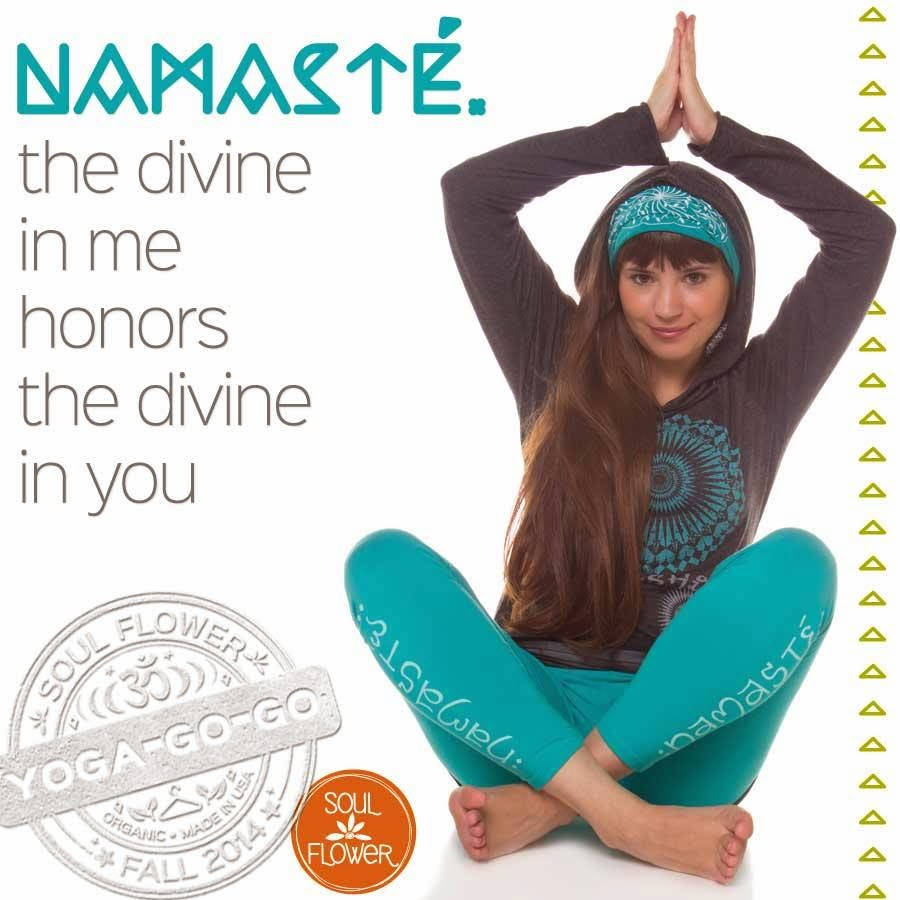 namaste - Yoga Inspired Quotes for the Soul
