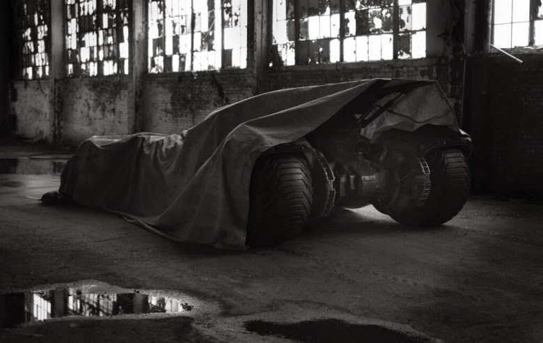 Imagenes de la nueva película de Batman