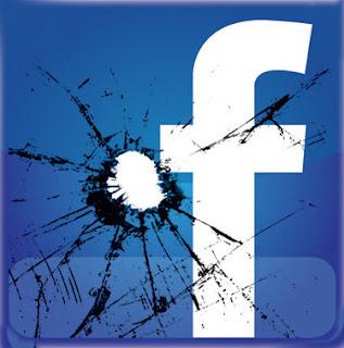 Facebook caido diciembre 2012