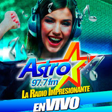 Clip en la Imagen y Sintoniza Astro 97.7 FM  LA RADIO DE OSPINO ESTADO PORTUGUESA VENEZUELA