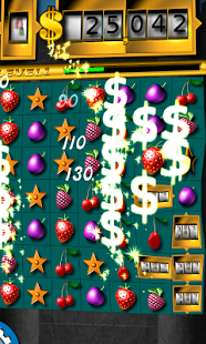 Screenshots of the Poppin Casino for Android tablet, phone.