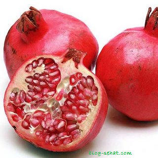 Manfaat delima merah dan delima putih