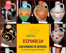 VIDIGUEIRA; CANTARINHAS DE BERINGEL NO MUSEU MUNICIPAL