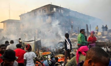 Fire Outbreak: PDP Donates N250m to Traders