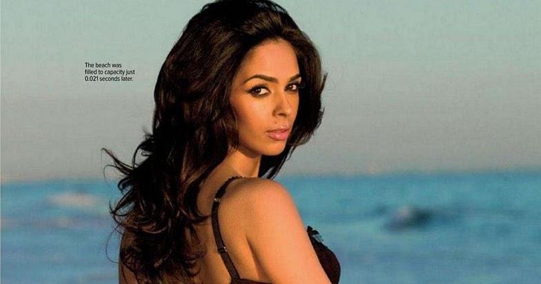 Question mallika sherawat bikini pics in maxim are
