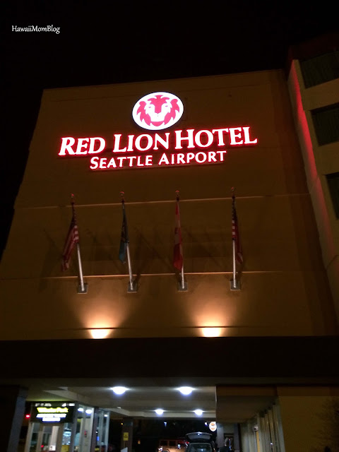 Red Lion Hotel Seattle Airport Shuttle