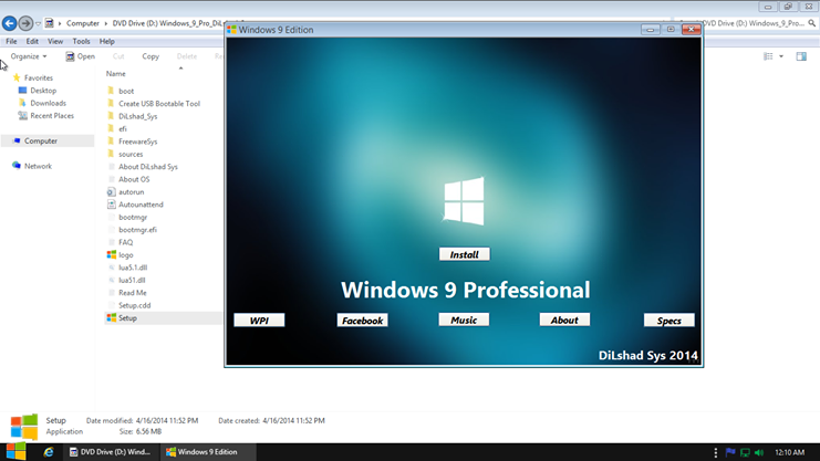 Download | Windows 9 Professional (64Bit/Single Link) | SMART
