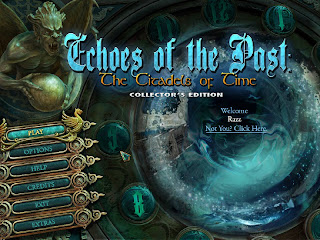 Echoes Of The Past 3: The Citadels Of Time Collector's Edition [FINAL]