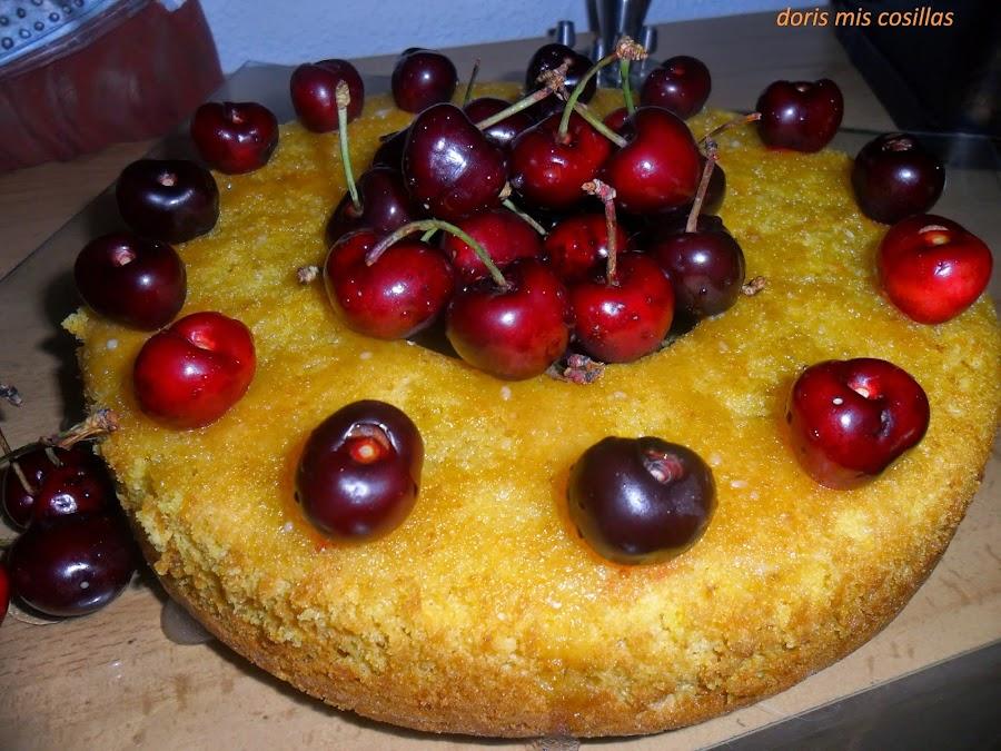 Bizcocho con licor for Facilisimo cocina postres