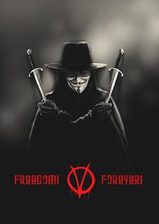 V For Vendetta Hd İzle