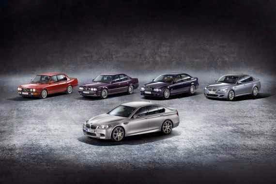 Gambar BMW M5 series