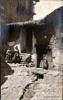 Candelario Salamanca Casa de los Pobres en la calle del Matute