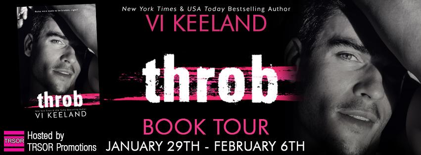 Blog Tour – Review: Throb by Vi Keeland