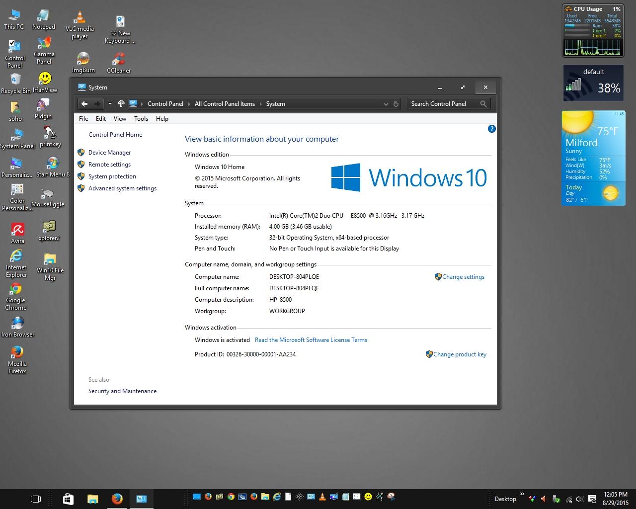 windows 10 theme for windows xp deviantart