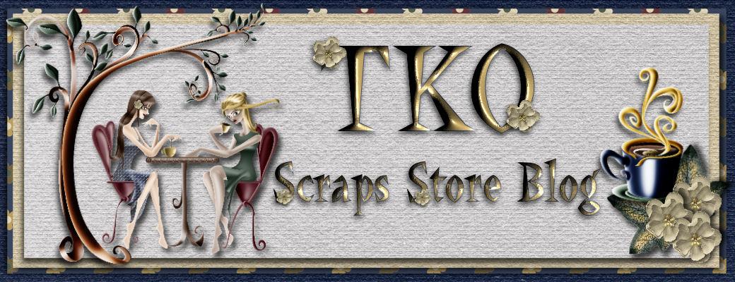 TKO Scraps Store
