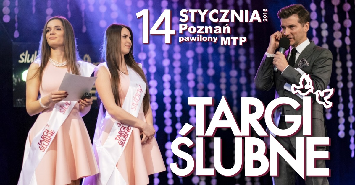 wychodzezamaz.pl patronem medialnym XIV Targów Ślubnych w Poznaniu